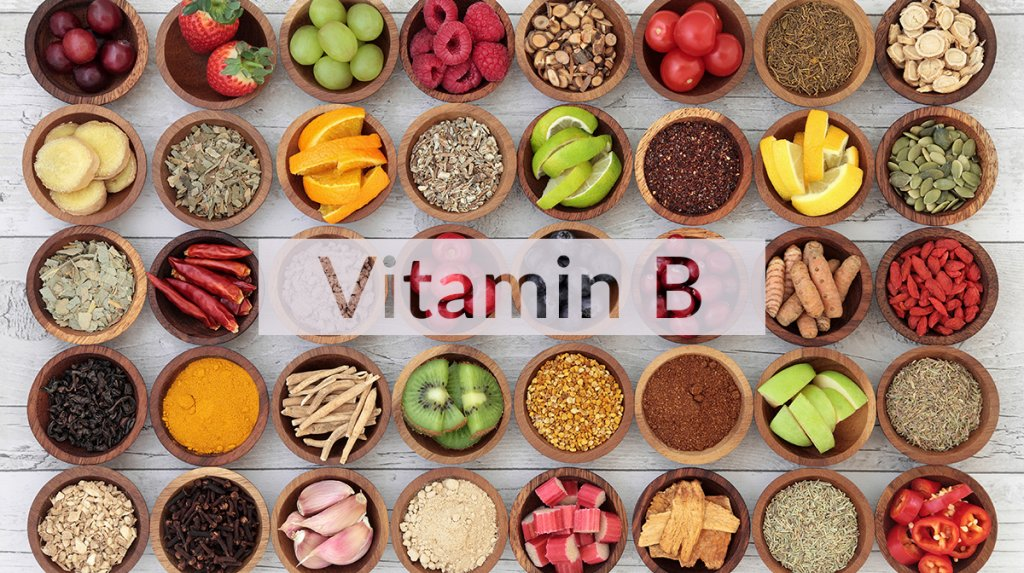 B vitamins and weight loss